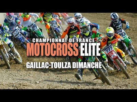 Elite Motocross - Gaillac Toulza - Résumé