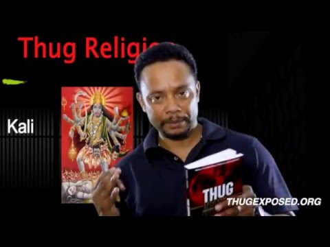 (((((THUG-HISTORY EXPOSED))))- (Thuggee Tribe of India)