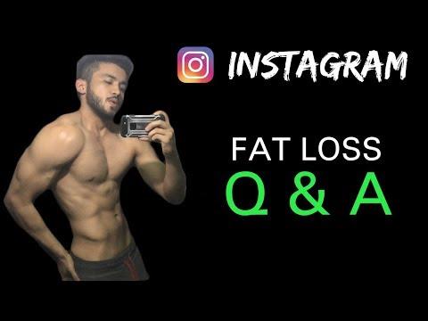 FAT LOSS Q&A ( Face Fat, Love Handles, Chest Fat, Keto Diet, Skinny Fat)