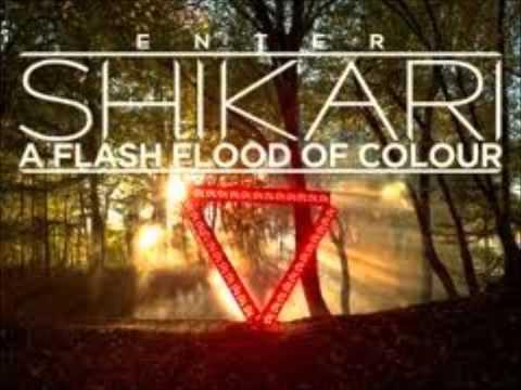 Enter Shikari- Warm Smiles Do Not Make You Welcome Here mp3