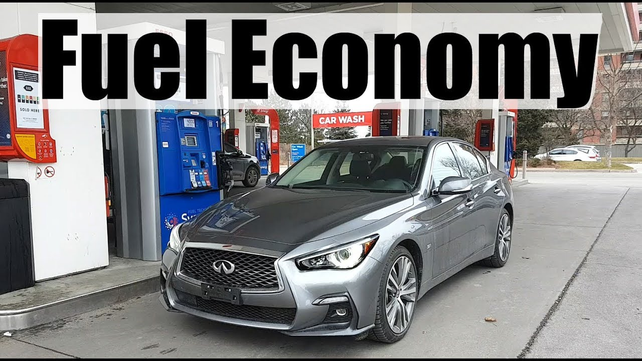 2019 Infiniti Q50 Fuel Economy Mpg Review Fill Up Costs