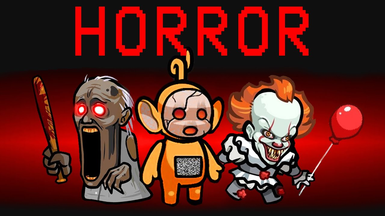 Neue HORROR MONSTER Rolle in Among Us!