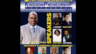 Joshua Generation KingdomPreneurship Conference Promo