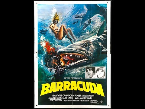 BARRACUDA (1978) Film Fantascientifico