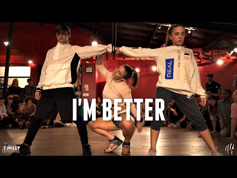 Thumbnail: Missy Elliott - I'm Better ft Lamb - Willdabeast Adams Choreography @MissyElliott @TimMilgram