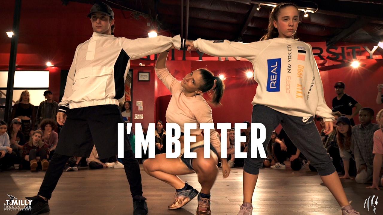 Missy Elliott - I'm Better ft Lamb - Willdabeast Adams Choreography