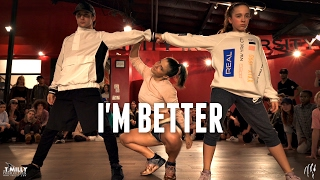 Missy Elliott - I'm Better ft Lamb - Willdabeast Adams Choreography @MissyElliott @TimMilgram thumbnail