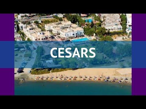 CESARS 4* Турция Бодрум обзор – отель КЕСАРС 4* Бодрум видео обзор