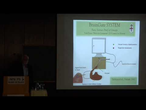 Interfacing with the Brain | BrainGate: developing neurotechnology - Prof. John Donoghue