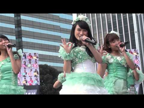 [FANCAM] JKT48 - Pareo Wa Emerald at Kampanye Sousenkyo Fx Sudirman
