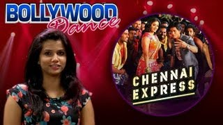 1234 Get On The Dance Floor || Entire Song Dance Steps || Chennai Express