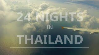 24 Nights in Thailand - GoPro Hero 3+