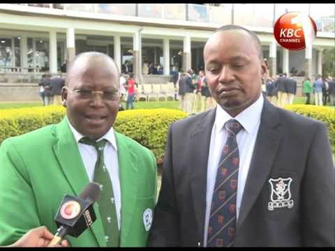 Muthaiga golf club win the 93rd Tannahill shield