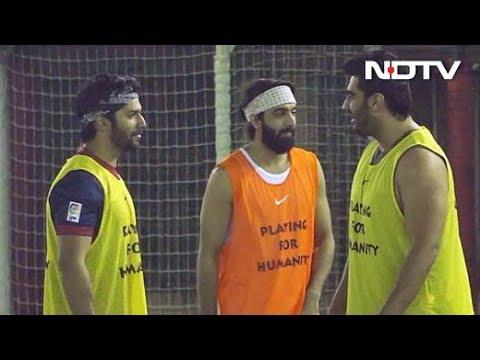Bend It Like Ranbir Kapoor & Varun Dhawan