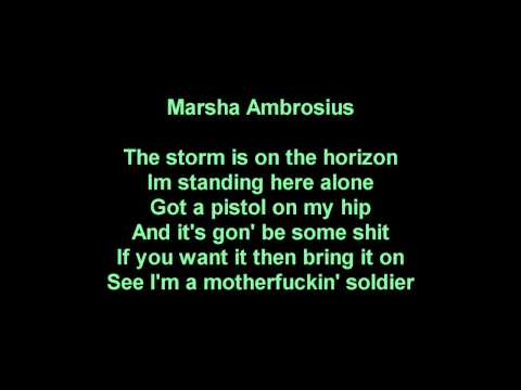 Kanye West - The One ft. 2 Chainz, Big Sean & Marsha Ambrosius (Lyrics in HD)