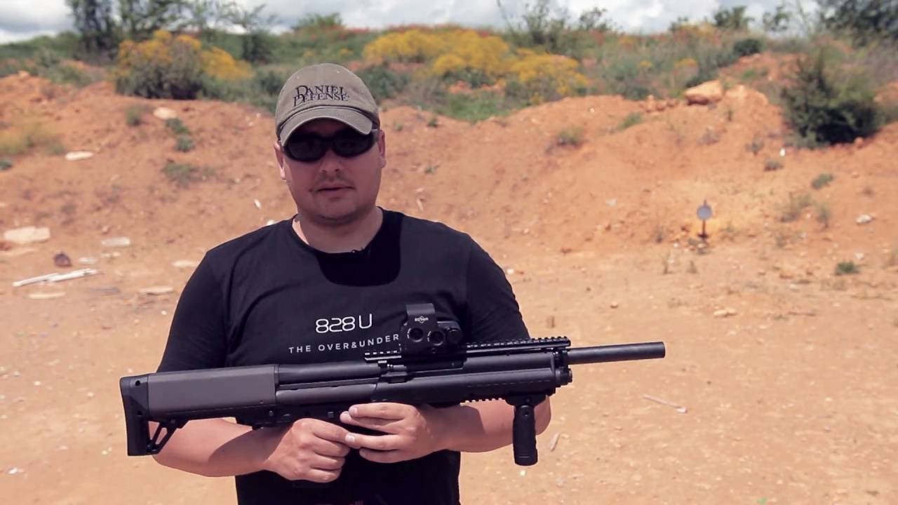 A Shotgun with 40+1 Round Capacity: Say What?! - YouTube