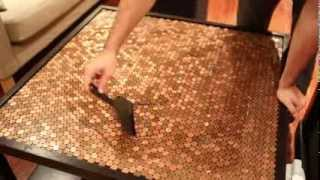 Penny Table Top Project