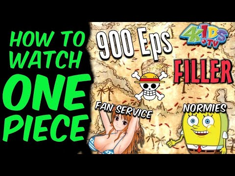 How To Watch One Piece Faster !!!