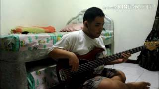 Rame-Rame/Timur - Glenn Fredly & The Bakucakar (Bass Cover)