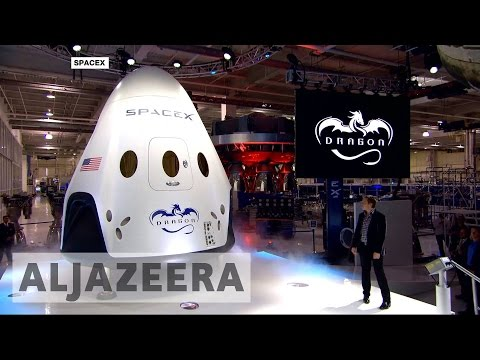First tourist trip around the moon planned for 2018