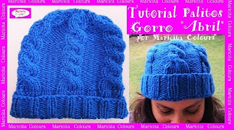 Gorros - YouTube 787be7c97cd