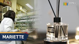 """[SMEs on the rise] """"MARIETTE(마…"""