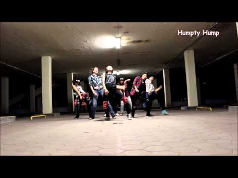 BTS - Boy in luv Cover Dance (by Humpty Hump aka Double H)