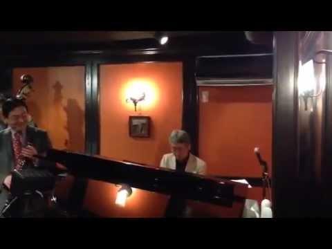 """""""Hindustan"""" by ePAQ (em's Pro Ama Quartet) at Jazz & Bar em's in Ginza, Tokyo"""