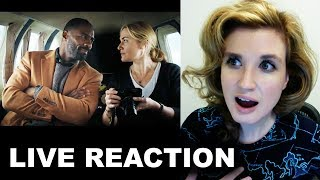 The Mountain Between Us Trailer REACTION