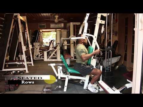 Dr Gene James- Pacific Fitness Zuma Gym Demo