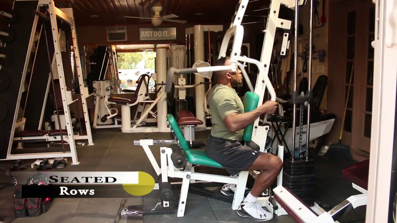 Dr gene james pacific fitness zuma gym demo youtube