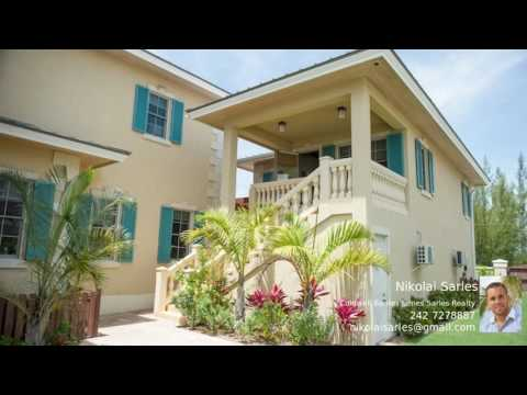 Bahamas Property - Grand Bahamian Waterfont Estate