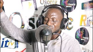 Gambar cover Astounding!..Feel the Presence of God..Bismark A. Boateng, Original BAB on Osore3 Mmere Live Worship