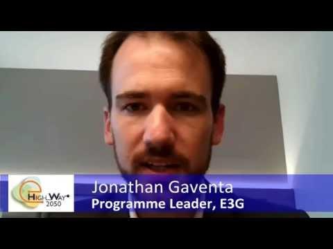 e-Highway2050 Stakeholder Engagement Video: Jonathan Gaventa (E3G)
