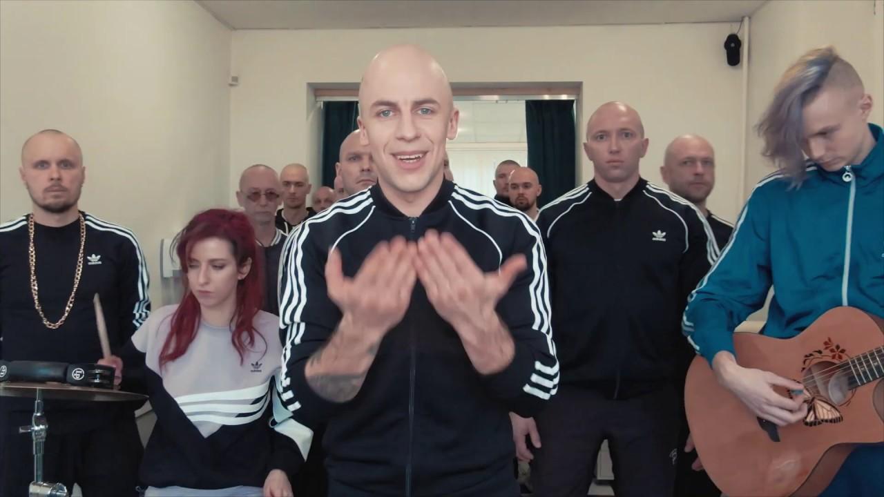 Vidas Bareikis feat. Sasha Song - Plikių daina (Official Music Video)