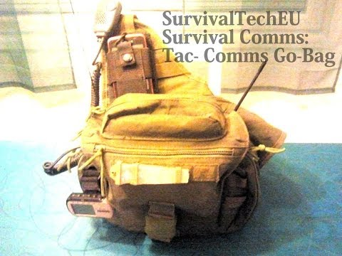 Communications EDC | Basic Communications Kit | Close range Tactical Comms