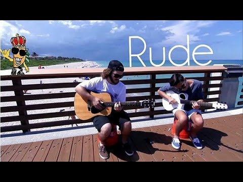 The Royal Takos - Rude by MAGIC! Guitar Duo Instrumental Cover