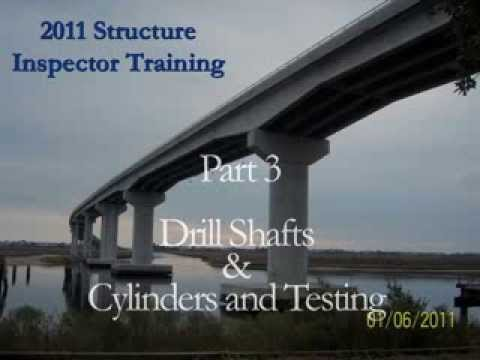 Part 3 - Drilled Shafts, Concrete Cylinders and Testing