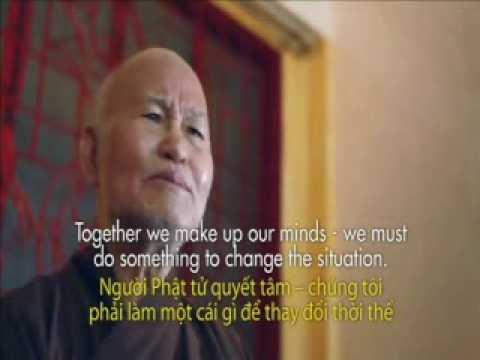 Phỏng vấn Đại lão Hòa thượng Thích Quảng Độ ( Phần 2 )