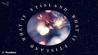 FTISLAND 6TH MINI ALBUM 'WHAT IF' 1. Summer Night's Dream 2. Dance ...