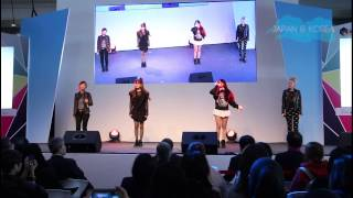 2NE1 Perform LIVE at KBEE London 2013 - 'Do You Love Me', 'Lonely', & 'I am the Best'