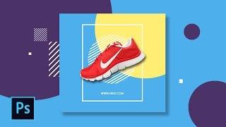 Cara Membuat Desain Poster Iklan dengan Photoshop - Photoshop Tutorial Indonesia