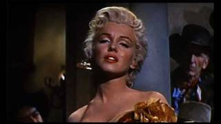 Marilyn  Monroe - River Of No Return Trailer