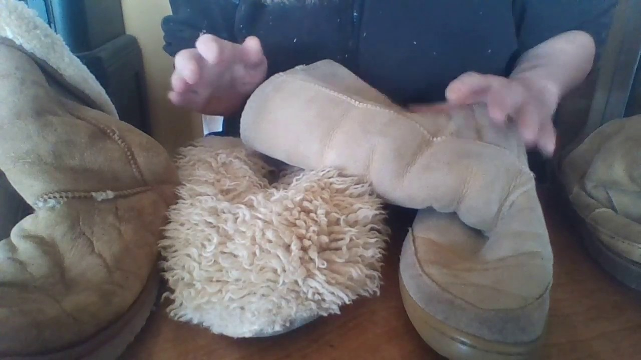 4a81684d428 Washing Ugg or Wool Boots And Slippers - Easiest Method   Way - YouTube