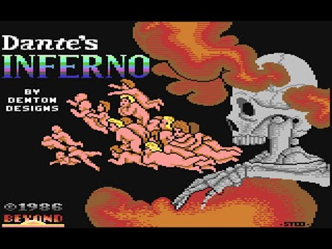 C64 Shortplay: Dante's Inferno (NTSC)