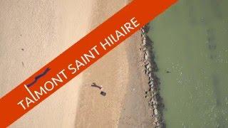 Talmont Saint Hilaire - la mer - les marais