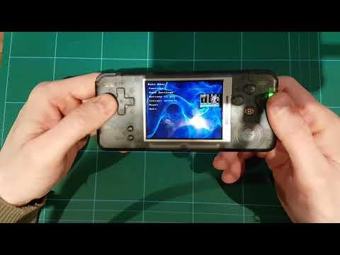 RS-97 Retrogame emulation handheld console review final verdict