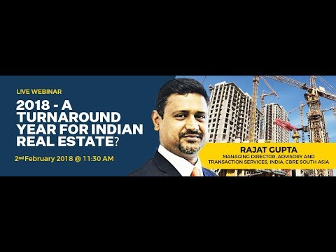 2018 - A turnaround year for Indian real estate?