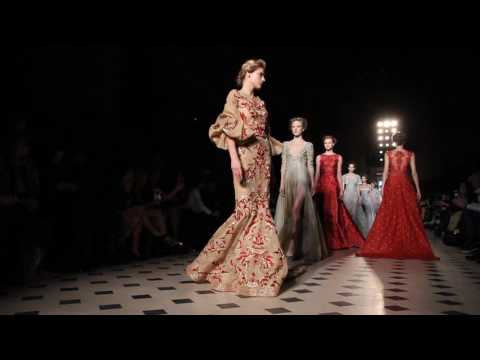 Tony Ward Haute Couture fall winter 2017/2018 Paris fashion week