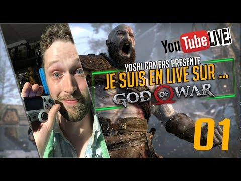 GOD OF WAR HISTOIRE LIVE 01